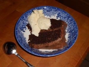 better yet cake and ice cream