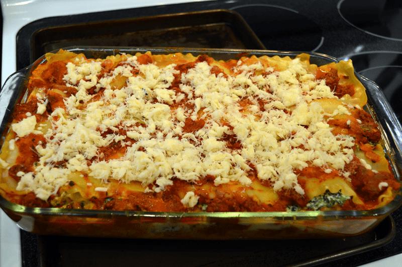 grannie geek, lasagna oven two