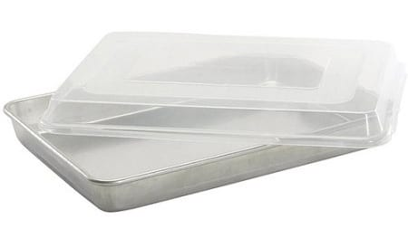 at mimi's table nordic ware half sheet baking pan